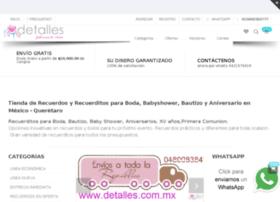 detalles.com.mx