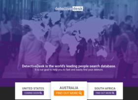 detectivedesk.com