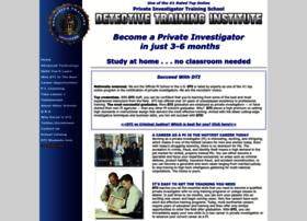 detectivetraining.com
