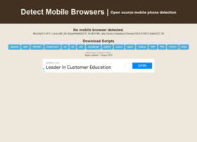detectmobilebrowsers.com