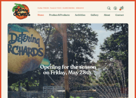 deteringorchards.com
