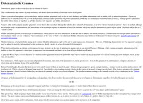 deterministicgames.info