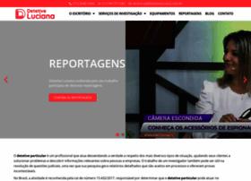 detetiveluciana.com.br