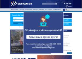 detran.mt.gov.br