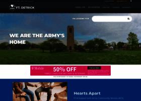 detrick.armymwr.com
