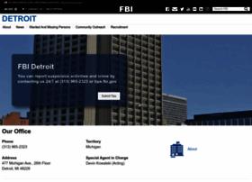 detroit.fbi.gov