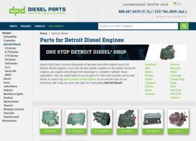 detroitdieselpartsdirect.com
