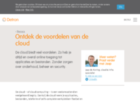 detroncloud.nl