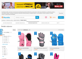detske-rukavice.heureka.sk