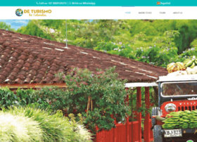 deturismoporcolombia.com