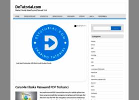 detutorial.com