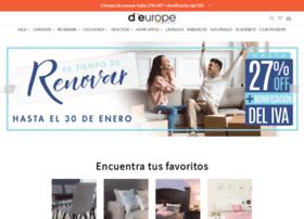 deurope.com.mx