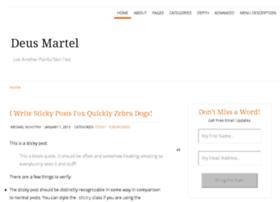 deusmartel.com