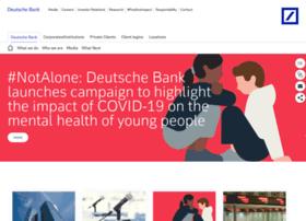 deutsche-bank.com