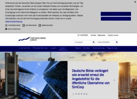 deutsche-boerse.com