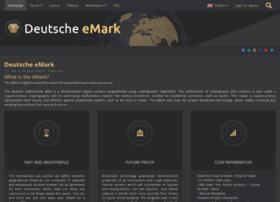 deutsche-emark.org
