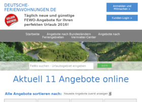 deutsche-ferienwohnungen.de