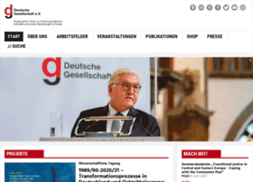 deutsche-gesellschaft-ev.de
