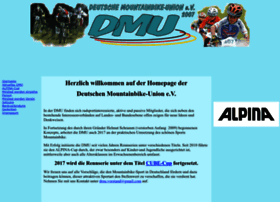 deutsche-mountainbike-union.de