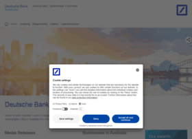 deutschebank.com.au