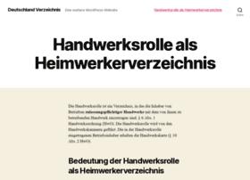 deutschland-verzeichnis24.de