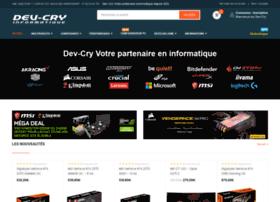 dev-cry.fr