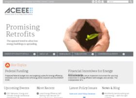 dev.aceee.org