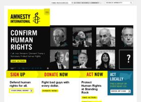 dev.amnestyusa.org