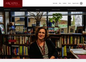 dev.arcadia.edu