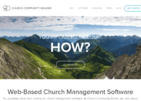 dev.churchcommunitybuilder.com