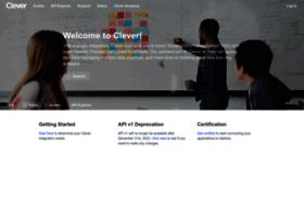 dev.clever.com