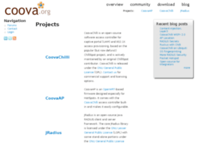 dev.coova.org