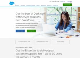 dev.desk.com