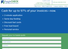 dev.freightcheck.com