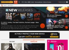 dev.gamespot.com