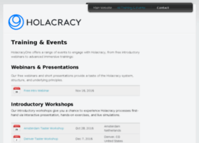 dev.holacracy.org