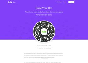 dev.kik.com