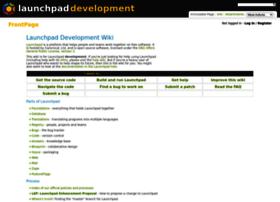 dev.launchpad.net