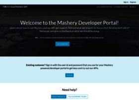 dev.mashery.com