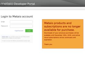 dev.metaio.com