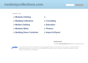 dev.modestycollections.com