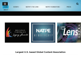 dev.natpe.com