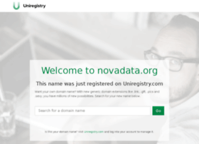 dev.novadata.org