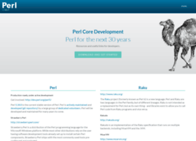 dev.perl.org