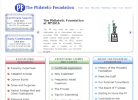 dev.philatelicfoundation.org
