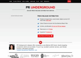 dev.prunderground.com