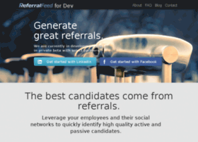 dev.referralfeed.com