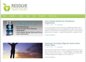 dev.resolvehealthissues.com