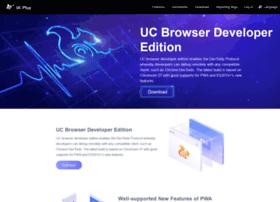 dev.ucweb.com