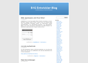 devblog.b1g.de